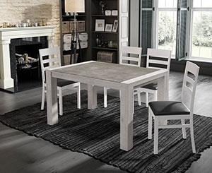 Auxiliares pinald fabricante de mesas de centro comedor y sillas - Mesa comedor porcelanico ...